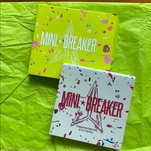 ❤️Brand New Mini Breaker Jeffree ⭐️ Eyeshadow❤️
